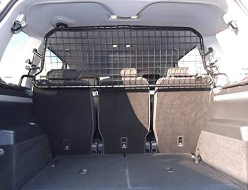 Kleinmetall Masterline Hundegitter / Trenngitter passend für VW Touran II (Typ: 5T) Bj. ab 10.2015
