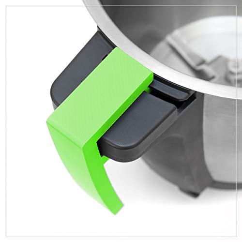 coolina® Mango It, para mezclador Monsieur Cuisine Connect (MCC) (verde)