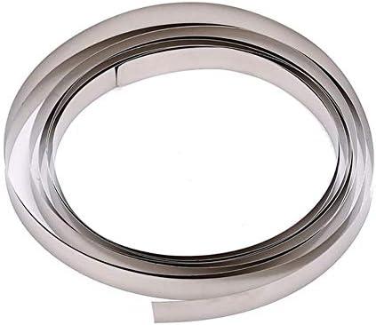 XMRISE 304 roestvrij staal Folies Sheets Strips Riemen Flakes FineGasket plaat ruw Industrial Materials metaalbewerking Roll Hardware Parts80x08x002
