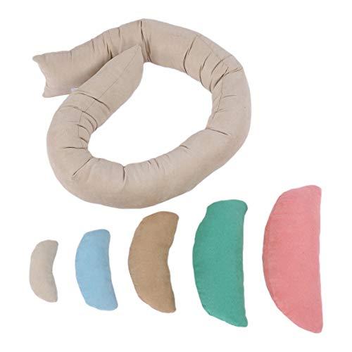 Mini sofá almohada infantil accesorios de fotografía almohada de bebé accesorios de fotografía de recién nacido para niño o niña accesorios de fotografía de Navidad