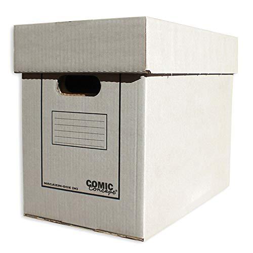 Comic Concept Magazin & Alben-Box