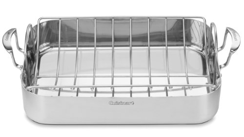 Cuisinart MCP117-16BR MultiClad Roaster with Rack