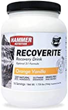 Recovery Drink Recoverite Citrus Orange Vanilla 16 Servings tub by hammer Nutrition Estimated Price : £ 29,00
