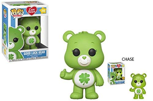 Funko 26695 Good Luck Bear Chase Care Bears Spielfigur, Mehrfarbig, Standard