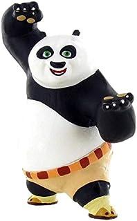 Kung Fu Panda - Figura en Ataque, 8 cm (Comansi 99911)