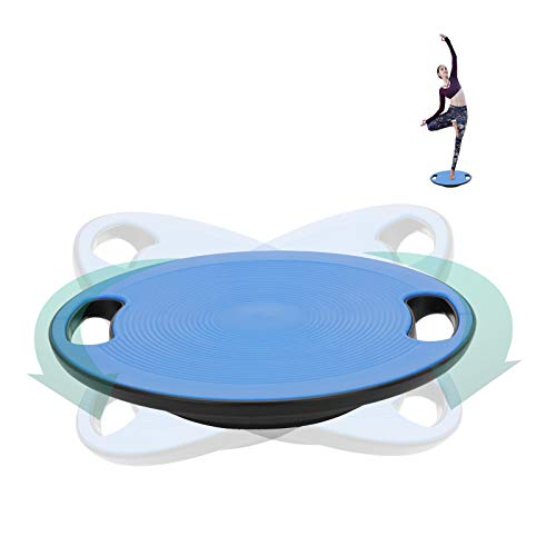MorNon Balance Board, Exercise Balance Stability Trainer Swing Board for for Balance Training and Exercising