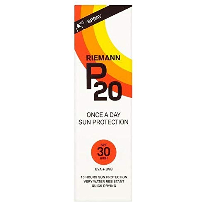 覚醒慢印刷する[P20] P20のSunfilter 100ミリリットルSpf 30 - P20 Sunfilter 100ml SPF 30 [並行輸入品]