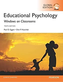 Educational Psychology: Windows on Classrooms by Paul Eggen (2015-10-29)