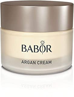 Babor Classics Argan Cream, Rijke 24-Uurs Verzorging Met Arganolie, Sterke Toevoer Van Lipiden En Vocht, 50 ml