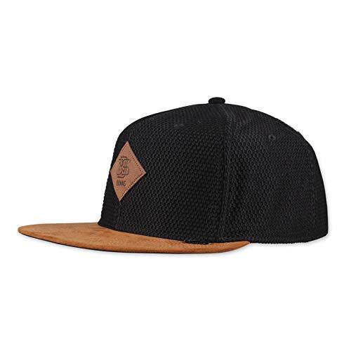 Djinns - Honey Knit (Black) - Snapback Cap Baseballcap Hat Kappe Mütze Caps