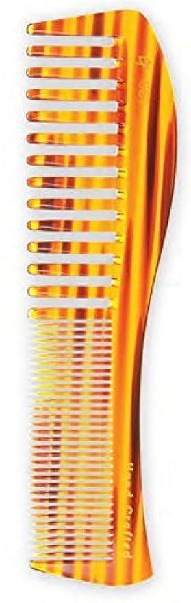 物思いにふける繕う求人Creative Hair Brushes Handcrafted Blond Tortoise Comb C661 [並行輸入品]
