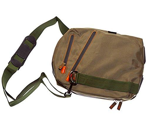 Ultimate Addons grün Sling-Tasche für Sony Vaio VPC W12S1E, VPC W11S1E Netbook's