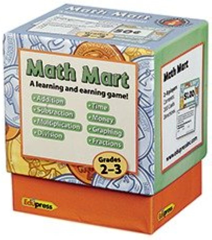 EDUPRESS EP-036 Math Mart Gr 2-3