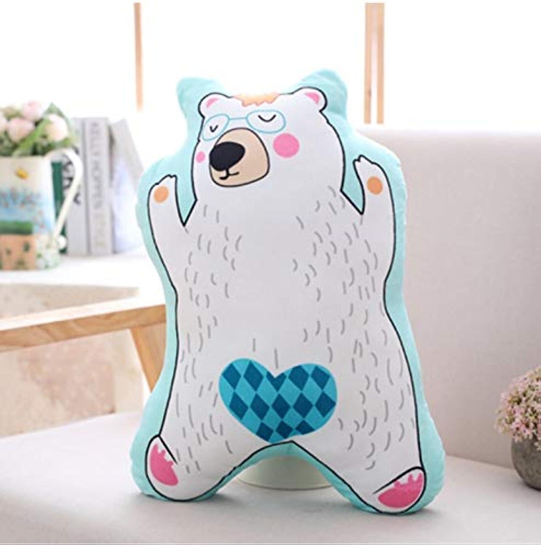 alta calidad general Ycmjh Cute Cochetoon Plush Pillow Animal Bear Bear Bear Anime de Peluche de Juguete cojín de Regalo 70cm  buen precio