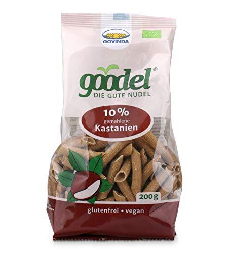 Govinda - Goodel - Die Gute Nudel - Bio Penne Kastanien - 200 g