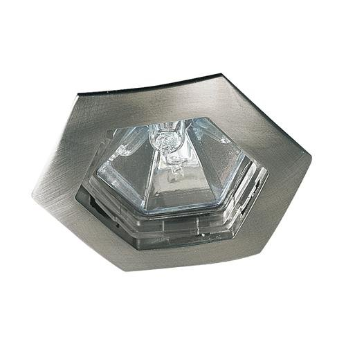 Paulmann 5754 Außen Deckenleuchte, Aluminium, GU5.3, silber