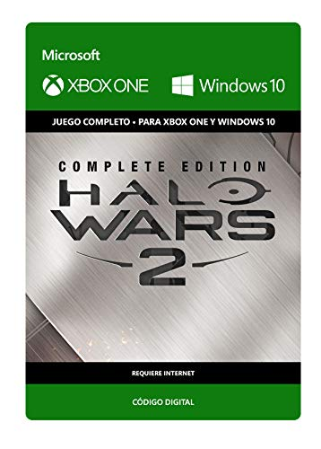 Halo Wars 2: Complete Edition  | Xbox One/Windows 10 PC - Código de descarga