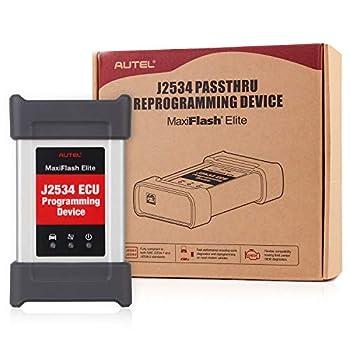 Autel MaxiFlash Elite J2534 Pass-Thru ECU Programming Accessory Tool Original for Autel MK908 MS908 MS908S MK908P MS908S Pro MaxiSys Elite