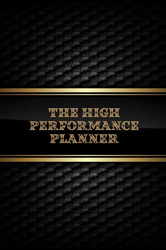 The high performance planner: Space for date, Daily to - dos, Hourly Schedule, Tasks, Outfits, People to call, Meals, Exercise Log & water Intake. ... Farewell, Mothers day, Fathers day& Easter