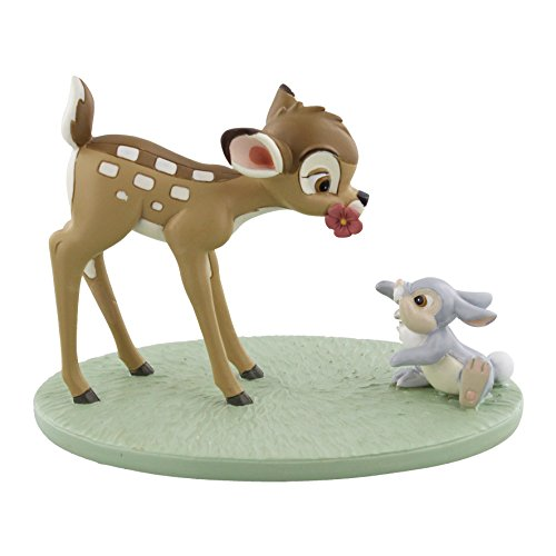 Disney Magical Moments – Bambi & Klopfer – Special Friends Andenken Figur