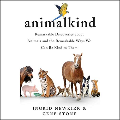 Couverture de Animalkind