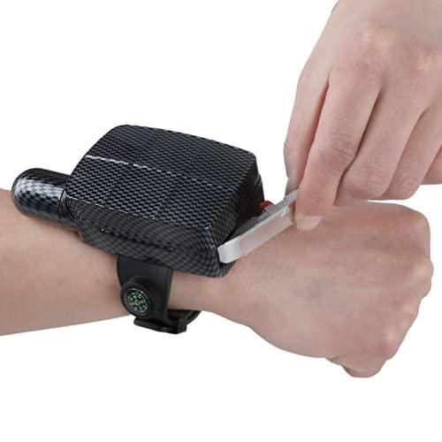 HNZNCY Anti ahogamiento pulsera salvavidas dispositivo de rescate flotante dispositivo de natación usable ayuda salvavidas para deportes acuáticos