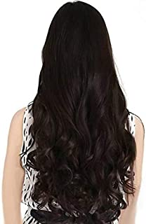 Pema Hair Extensions And Wigs Women's Natural Curly/Wavy Hair Extensions