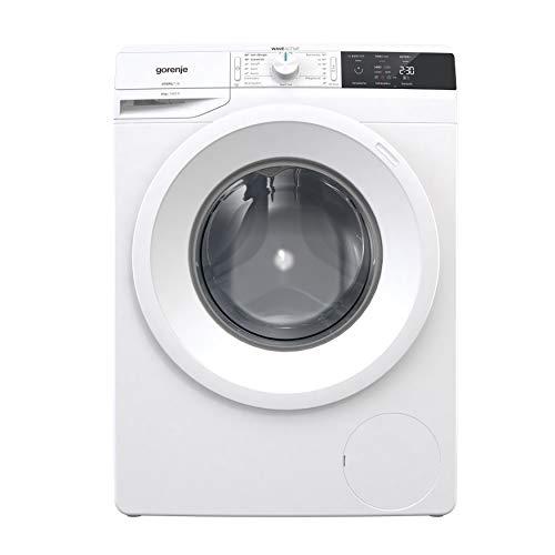 Gorenje WE 64S3 P /6 kg/AquaStop/WaveActive Edelstahltrommel/AllergyCare/Automatikprogramm/A+++, Weiß