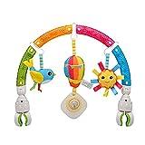 Paseo actividad arco con sonajero juguetes, bebé colgando juguetes de peluche,...