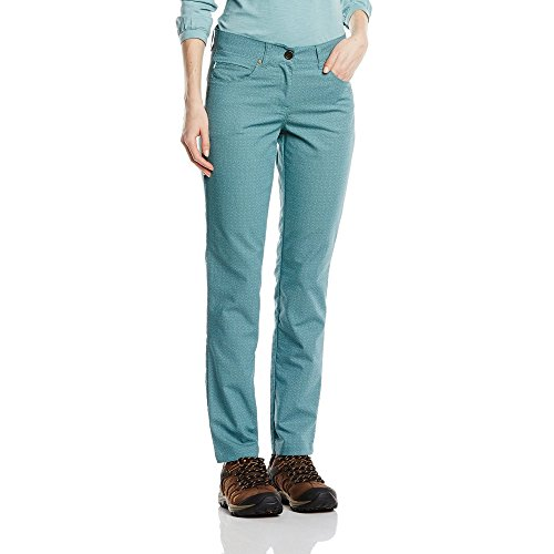 Craghoppers Ladies Howell II Capri Style Walking Trousers Green