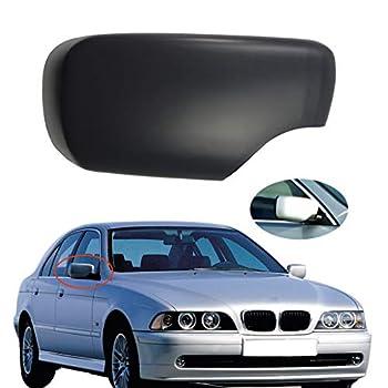 Right Side Door Rearview Mirror Cover Cap For E39 E46  Primer  51168238376