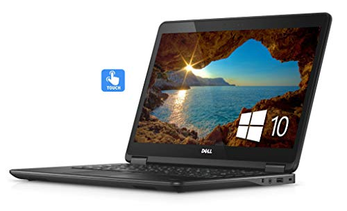 DELL LATITUDE E7440 14' TOUCHSCREEN LAPTOP INTEL CORE i7-4600U 4th GEN 2.1GHZ WEBCAM 8GB RAM 512GB SSD WINDOWS 10 PRO 64BIT