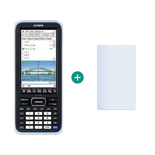 Casio Classpad II (FX-CP 400) + Displayschutzfolie