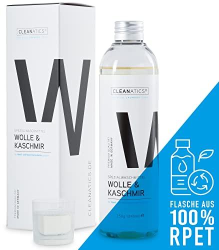 CLEANATICS -   Wolle & Kaschmir