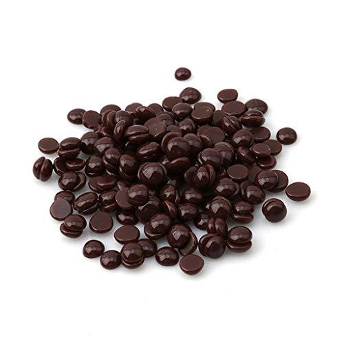 Depilatory Wax Hard Wax Beans Stripless Hair Removal Wax Chocolate Durable