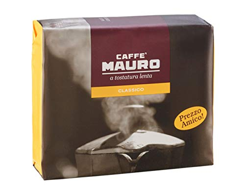 MAURO classico 2 x 250g gemahlen