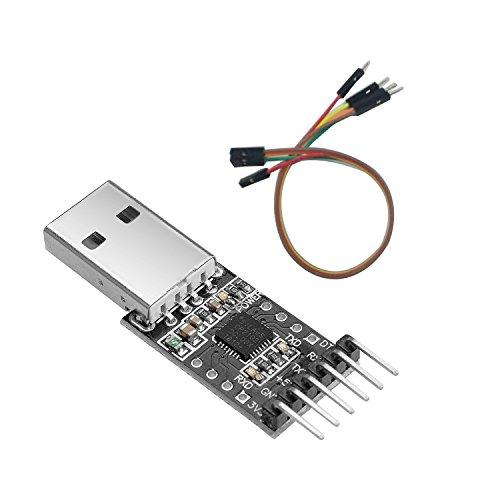 tinxi USB2.0 6 Pin Converter Modulo CP2102 per Arduino PRO