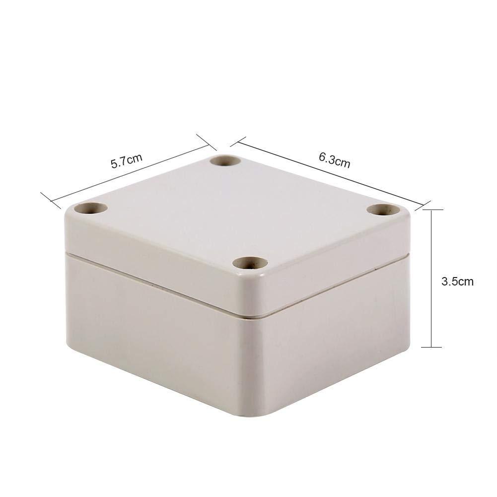 Caja de Conexiones Ip66 Impermeable a Prueba de Polvo ABS ...