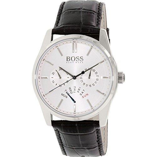 Hugo Boss 1513123 - Orologio da polso Uomo, Pelle, colore: Oro Rosa
