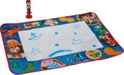 Divine Tomy Disney Jake und die Nimmerland Piraten Aquadoodle