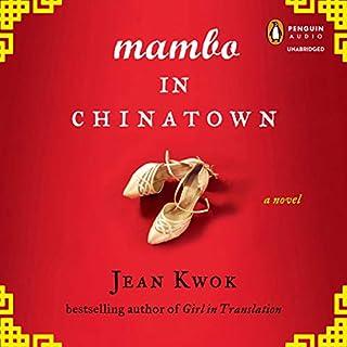 Mambo in Chinatown audiobook cover art