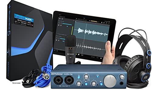 Presonus Audiobox Itwo Studio Bundle Scheda Audio...