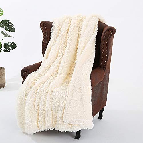 Mantas Para Sofa Decorativas De Pelo Largo mantas para sofa  Marca chenyu