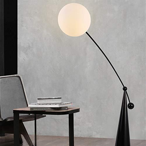 YONGYONGMY Lámpara de pie Lámpara de pie Lámpara de pie Lámpara de pie Lámpara de pie TripOl lámpara de pie de Acero (Lampshade Color : L2018)