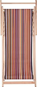 Sedia Sdraio Tom multicolore–le Tele del sole