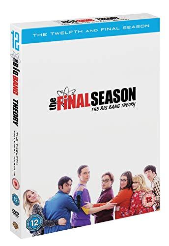 The Big Bang Theory Season 12 [DVD] [2019]