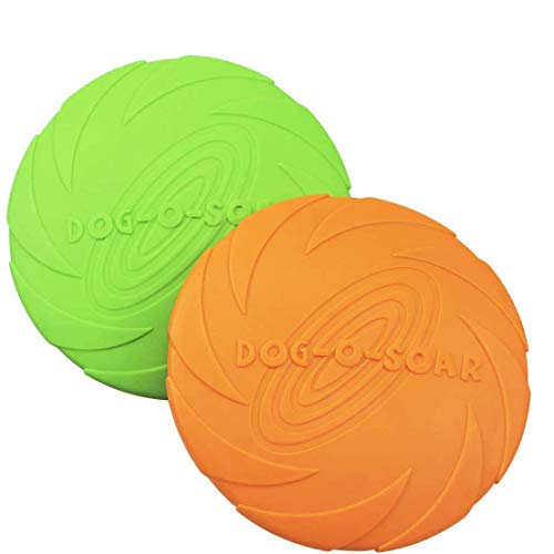 HONG-EU -  HIQE-FL Dog Frisbee