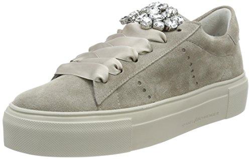 Kennel und Schmenger Kennel und Schmenger Damen Big Sneaker, Braun (Ombra/Crystal Sohle Creme), 39 EU