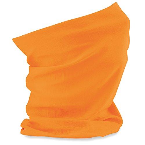 CB900 Schlauchschal Morf(TM) Original Bandana Halstuch Schal, Farbe:Fluorescent Orange, Größen:One Size