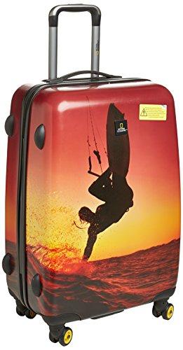 National Geographic Adventure of Life Skysurf Maleta a 4 ruedas 66 cm skysurf